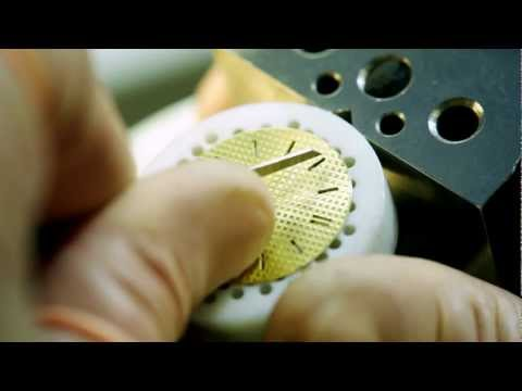 Audemars Piguet – Making a Royal Oak Dial with Tapisserie Pattern