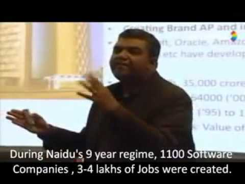 Chandra babu Naidu - The Dreamer