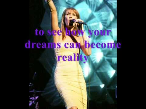 Celine Dion - The Power of The Dream
