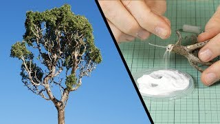 Ultra Realistic Trees - Cheap Trees That Look Amazing! - Model Scenery