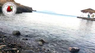 Relaxing Mediterranean Beach Waves Sound & Video 1080p [HD]