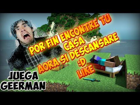 La casa de Juega German Minecraft Server No Premium