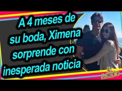 Ximena Navarrete da noticia inesperada y sus fans la felicitan