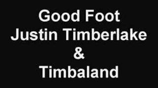 Watch Justin Timberlake Good Foot video