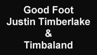 Watch Justin Timberlake Good Foot video