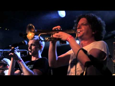 Hackney Colliery Band - Prodigy Medley (OFFICIAL VIDEO)