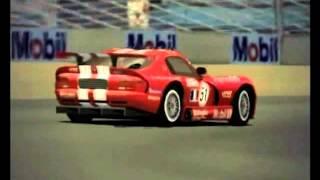 Gran Turismo 3 beta footage - PS World DVD Vol. 1