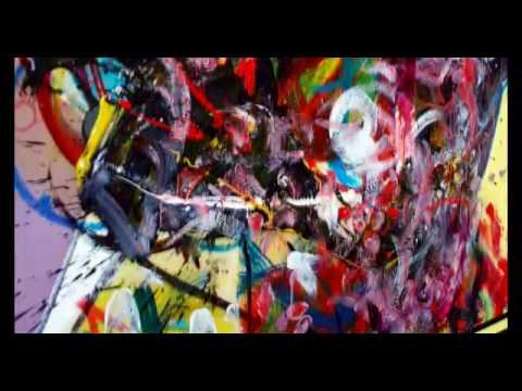 Mechanical Paintings Gallery Video