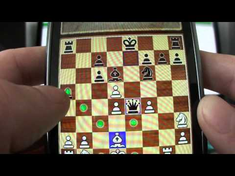 Chess Free android gameplay HD - AndroidGaming.nl