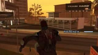 GTA SA Iron Man Mod