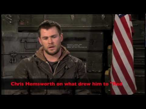 Chris Hemsworth Interview - Red Dawn