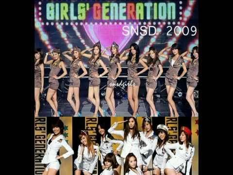 [FanMade] SNSD  - Gee