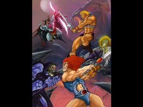skeletor vs mumm ra - 480×360
