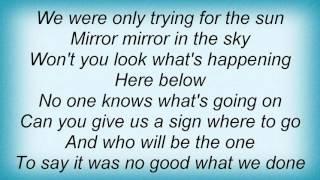 Lindsey Buckingham - Try For The Sun Lyrics