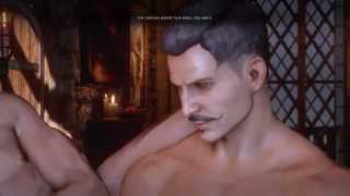 Dragon Age™: Inquisition. A Gay Romance! Ha!