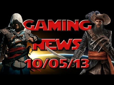 Gaming News 10/05: Watch Dogs, Assassin's Creed 4: Black Flag, Destiny, PS Vita y Puppeteer