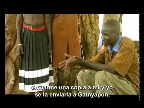 Nuer, history of a refugee (Ethiopia)
