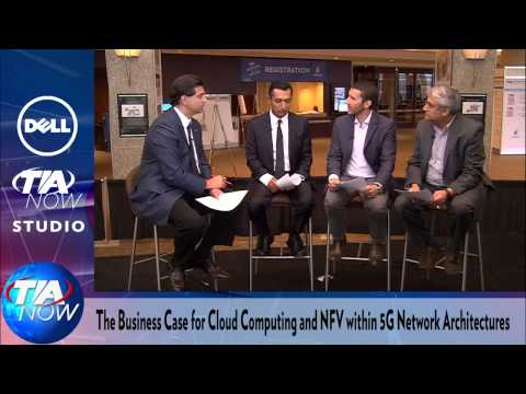 The Business Case for Cloud and NFV within 5G Network Architectures