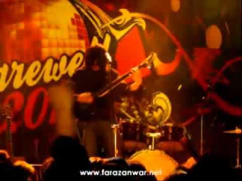 Faraz Anwar - Panchi (Live at FAST Uni.)