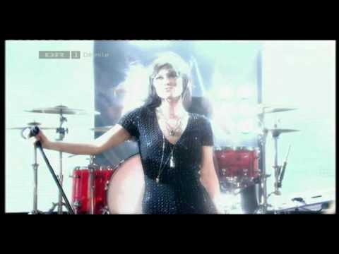 Pernille Rosendahl (The Storm) - X-factor 2010 - Honesty.avi