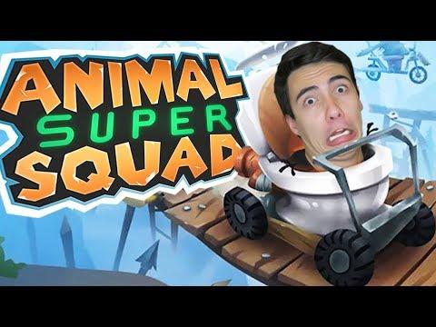 НАШЕЛ БАГ В ИГРЕ | Animal Super Squad