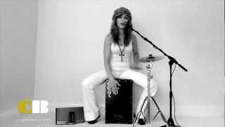 Blues / Shuffle / R&B / Rock on Cajon box - lesson 1