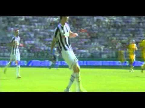 Stephan Lichtsteiner Vs Parma - Bianconer8