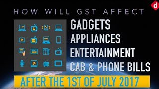 How GST Will Affect The Pricing Of Gadgets? | Digit.in
