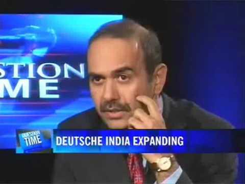 Deutsche Bank expanding rapidly in India: Chadha