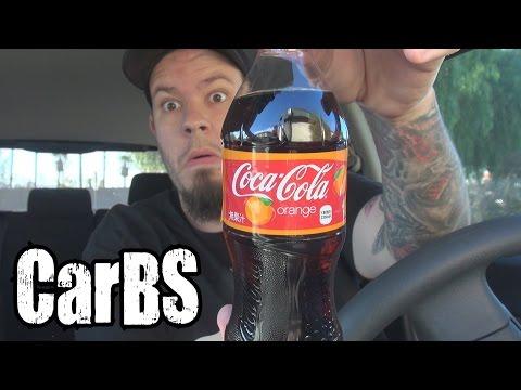 CarBS - Coca-Cola Orange (Japan)