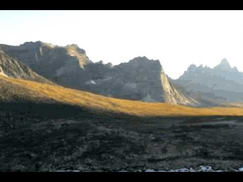 Backpacking the Tombstone Mountains, Yukon Territory