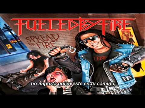 Fueled By Fire   Thrash Is Back Subtitulos en Español