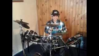 Gary Barlow  Wondering   cover  drums alesis dm10 estudio