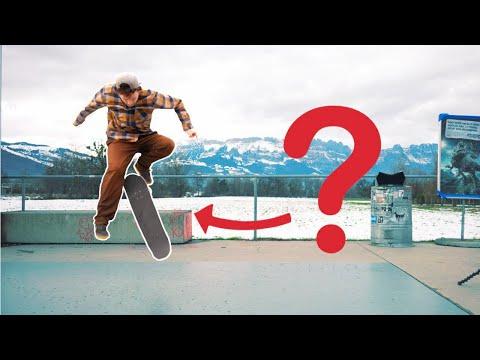 SKATERS DON'T UNDERSTAND THIS TRICK! MUSKA FLIP? MUSKA HEEL?