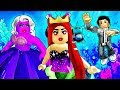 ARIEL THE LITTLE MERMAID ?‍♀️ Roblox Royale High School Roleplay (Roblox Short Movie)