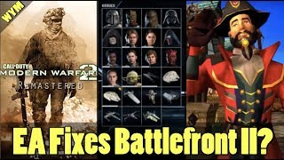 MW2 Remaster NO Multiplayer, EA Unlocks Every Star Wars Hero, 13 Year Old Runescape Quest