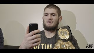 Anatomy of UFC 223: Finale - The Moment Before & After The Madness (Crowning of Khabib)