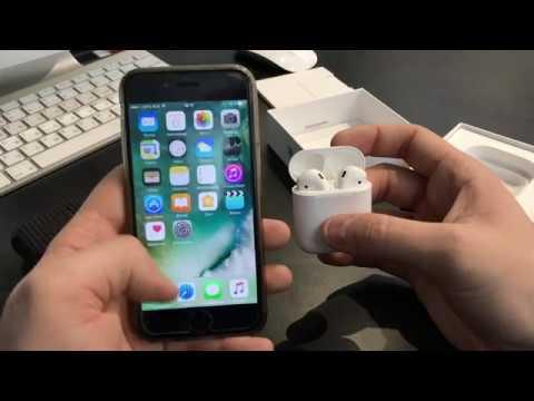Не работает левый наушник AirPods - качество Apple