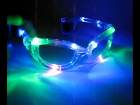 Lentes Led Luminosos