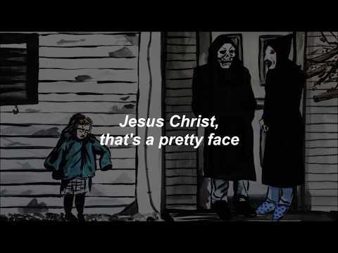 jesus christ - brand new (lyrics)
