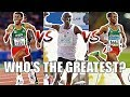 TOP 10 GREATEST DISTANCE RUNNERS OF ALL TIME!