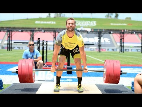 The CrossFit Games: Team - Deadlift & Big Bob 200