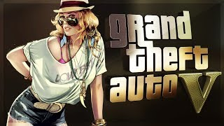 GTA 5 FUNNY MOMENTS ONLINE! - Thrift Shop, Ghost Driver & Tony Hawk!