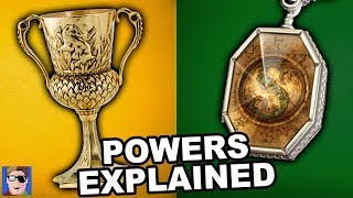 Harry Potter Theory: Hufflepuff's Cup And Slytherin's Locket (ft. Seamus Gorman) by : SuperCarlinBrothers