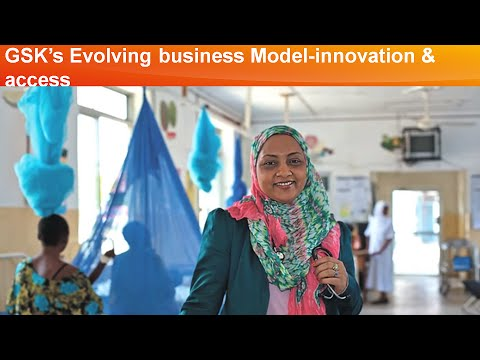 GSK's evolving business model - innovation & access