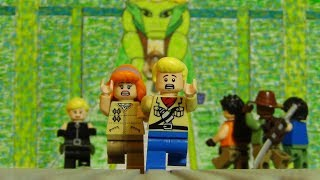 LEGO Scooby-Doo! in Where's My Mummy? Lotsa Locusts