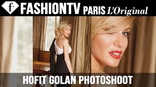 Hofit Golan Photoshoot by Igor Fain - Making Of | FashionTV