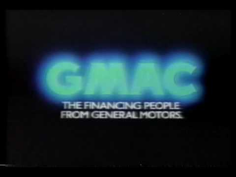 Canadian Television Ad for GM ( General Motors ) GMAC Financing