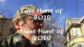 AWESOME Finish to 2018 / 152 Year Old COIN / Metal Detecting Central Illinois!!!