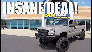 What Will Carmax Pay for a Lifted Duramax?? **The Answer Will Surprise You**